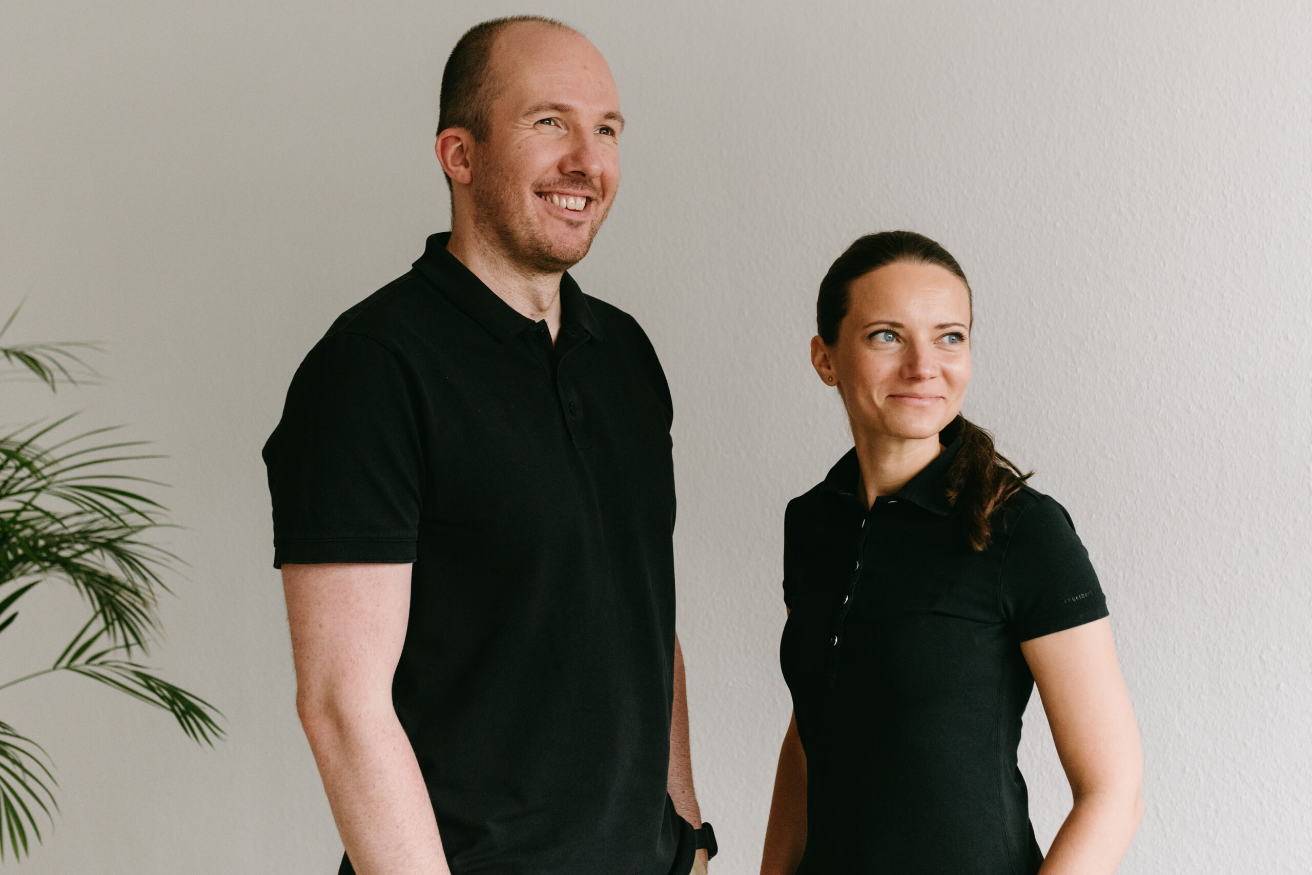 Caroline und Sven